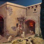 2011 - Palestinese - natività in borgo - particolare
