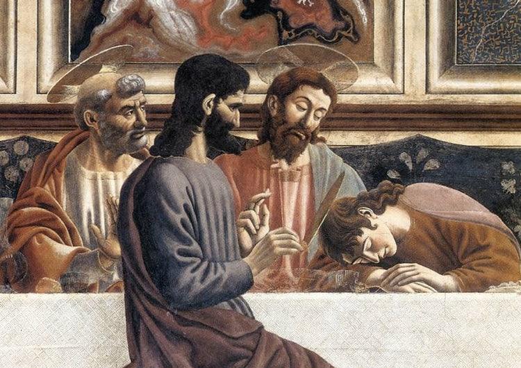 Firenze: Andrea Del Castagno. Cenacolo